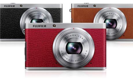 Cámara de fotos Fujifilm XF1
