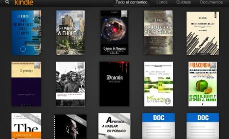 Amazon Kindle para iOS