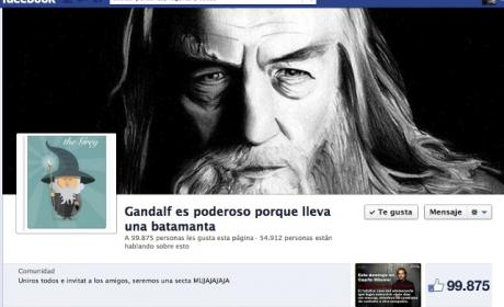 Grupo Gandalf es poderoso porque lleva batamanta en Facebook
