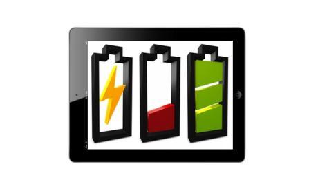 Alarga la batería de tu iPad