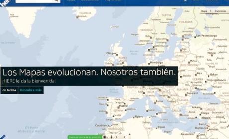 Here de Nokia