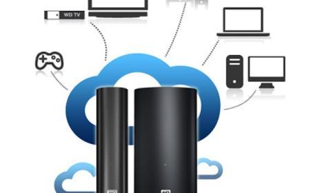 Crea tu nube personal con Western Digital
