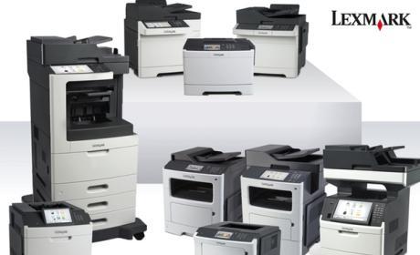 Nueva gama de productos Lexmark