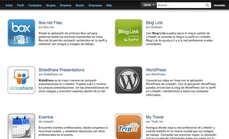 promociona tu blog o web LinkedIn