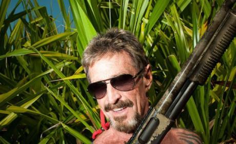 John McAffe, deportado a Miami