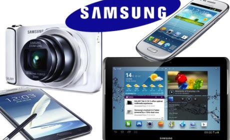 Samsung presenta el Galaxy Grand