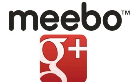Google+ y Meebo