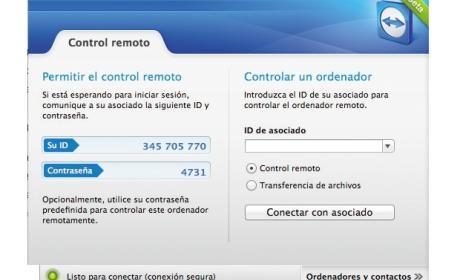 Instala TeamViewer en Mac OS X