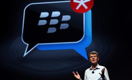 Blackberry Messenger 10
