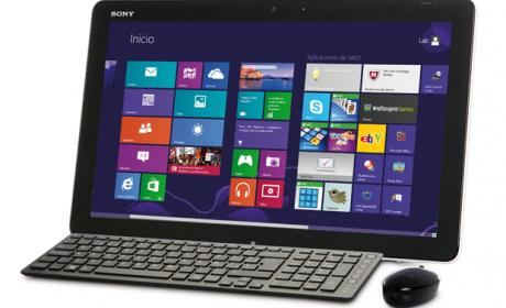 Sony VAIO Tap 20, un nuevo concepto de all in one