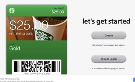Crea tarjetas de tu empresa para Passbook