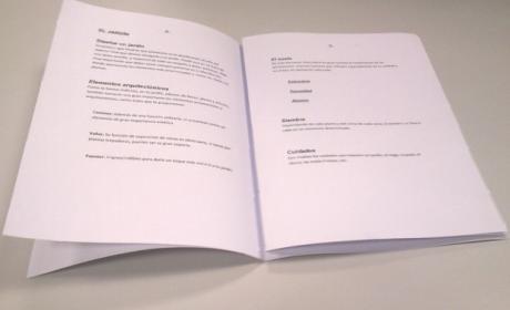 Crea libros con archivos Pdf