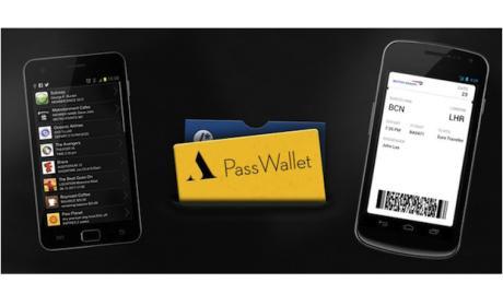 Abre archivos de Passbook en Android con PassWallet
