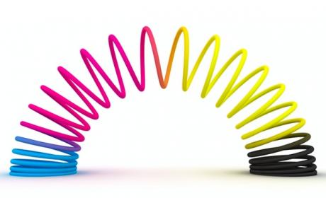 Las nuevas baterías se crean por impresión y son flexibles.