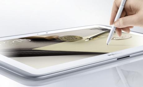 El nuevo Galaxy Note 8 prentende plantar cara la iPad Mini de Apple