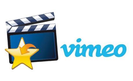 Comparte tus vídeos de Vimeo