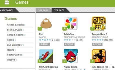 apps de juegos gratuitas para Android