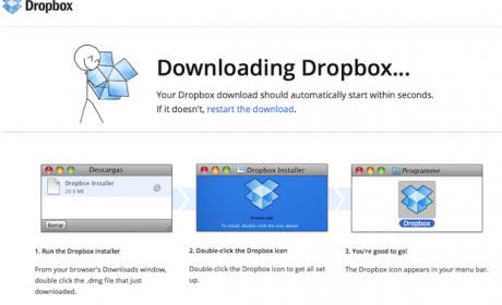 Configura la app de Dropbox en el ordenador