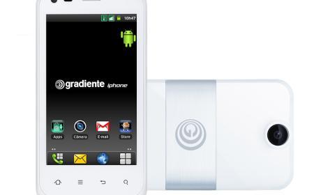 Gradiente ha lanzado su propio iPhone con Android para el mercado brasileño