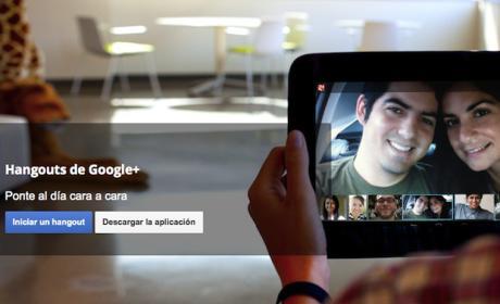 Inicia una videoconferencia en Google Plus con Hangouts