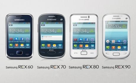 Rex Samsung