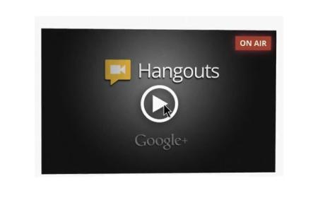 Utiliza las apps de Hangouts en tus videoconferencias