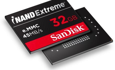 SanDisk se une a NVIDIA para participar en diseño de tablets