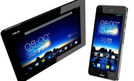 Asus presenta PadFone Infinity y Fonepad en el MWC