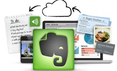 Utiliza Web Clipper y guarda artículos web en Evernote