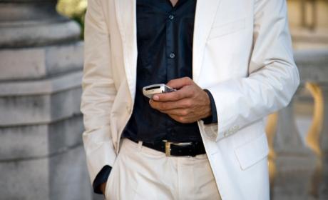 Escribir sms mientras se camina podría ser ilegal en Nevada.