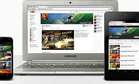One Channel, el nuevo formato de canal de YouTube