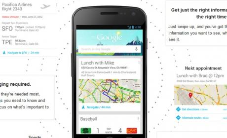 ¿Podría lanzarse Google Now para iPhone y iPad?