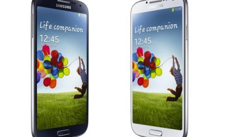 Samsung Galaxy S4 ¡Ya está aquí!