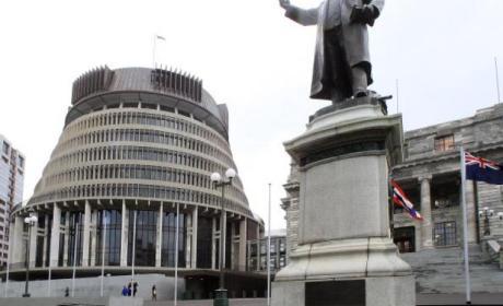 Gobierno de Nueva Zelanda Kim Dotcom