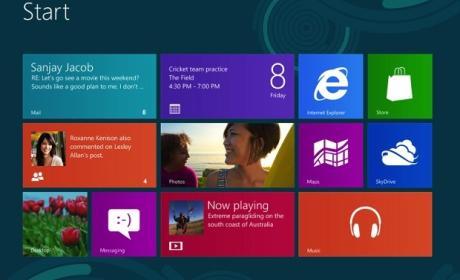 La nueva versión de Windows 8 recuperaría el botón Inicio