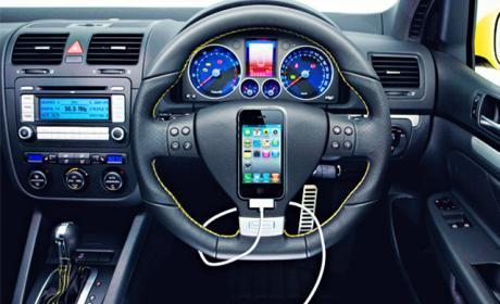 gadgets para automóvil