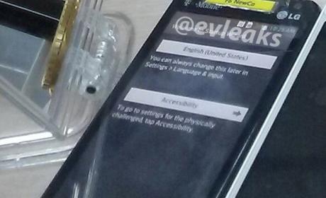 LG Optimus F6, primeras filtraciones