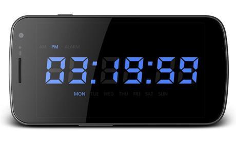 Cómo configurar la alarma de tu smartphone Samsung