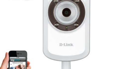 D-Link DCS-933L, cámara de vigilancia