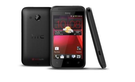 Lanzamiento del HTC Desire 200