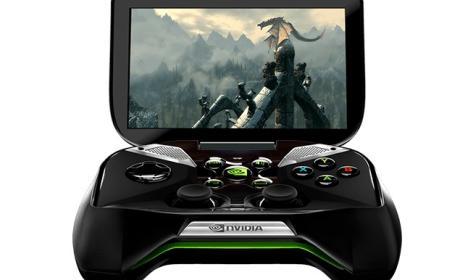 Nvidia Shield, consola portátil Android