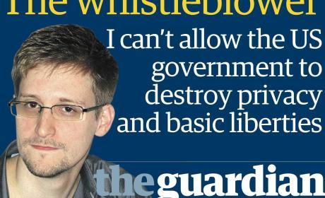 Edward Snowden. Caso PRISM