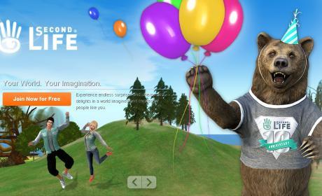 Second Life cumple 10 años