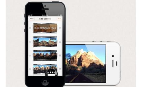 Crea y edita un montaje de vídeo en tu iPhone con Lumify
