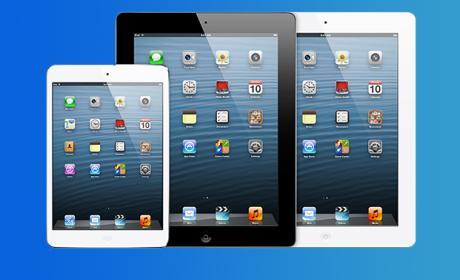 iPad Mini 2 e iPad 5