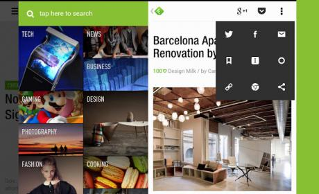 Feedly: tus feeds en iOS y Android