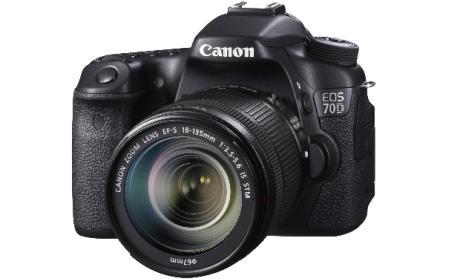 El nuevo modelo de Canon
