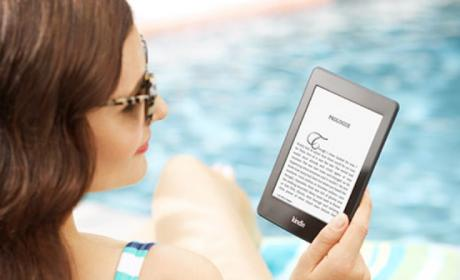 ¿Lector de ebook o tablet para leer en la playa?