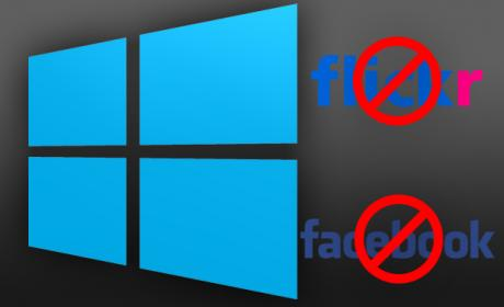 Windows 8.1 no tendrá soporte nativo para fotos de Facebook
