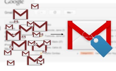 filtros y etiquetas en Gmail